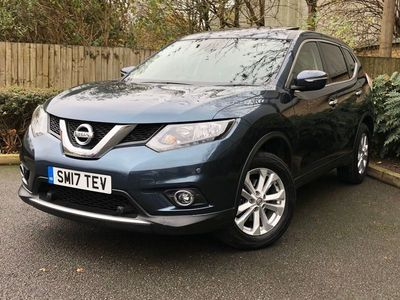 used Nissan X-Trail 1.6 DIG-T Acenta SUV 5dr Petrol (s/s) (163 ps)