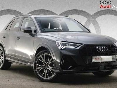 used Audi Q3 Vorsprung 35 TDI 150 PS S tronic