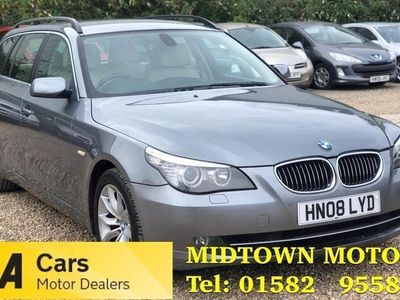 used BMW 525 5 SERIES d SE TOURING