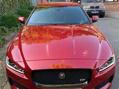 used Jaguar XE 3.0 V6 S Auto (s/s) 4dr