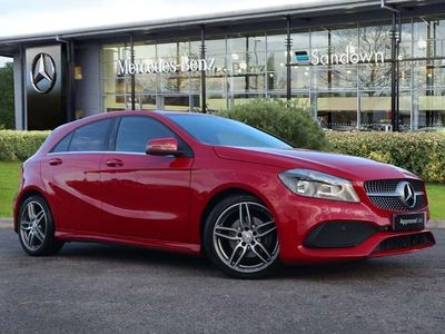 used Mercedes A180 A-ClassAmg Line Executive 5Dr