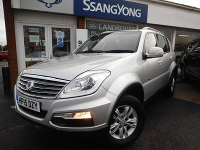 used Ssangyong Rexton 2.0 TD SX 4x4 5dr