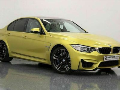 used BMW M3 3 Series4dr DCT 3.0
