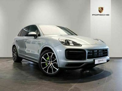used Porsche Cayenne E-Hybrid 5dr Tiptronic S [5 Seat] coupe