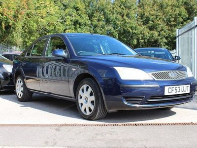used Ford Mondeo 1.8 LX 16V 5d 125 BHP Part exchange to clear
