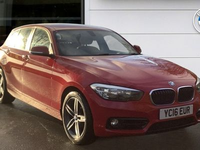 used BMW 120 i Sport 5-Door