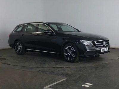 used Mercedes E220 E ClassSE Premium 5dr 9G-Tronic Estate 2019