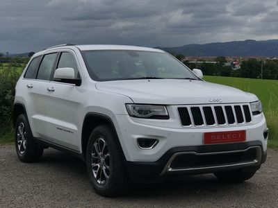 used Jeep Grand Cherokee 3.0 CRD Limited 5dr