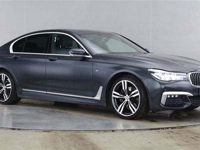 used BMW 740 7 SERIES 3.0 D XDRIVE M SPORT 4dr