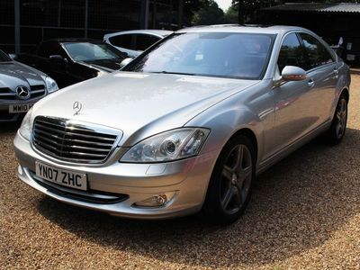 used Mercedes S500 S Class 5.57G-Tronic 4dr