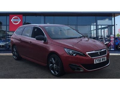 used Peugeot 308 2.0 BlueHDi 150 GT Line 5dr EAT6
