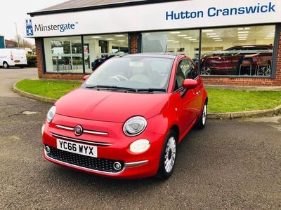 used Fiat 500 1.2 Lounge 3Dr