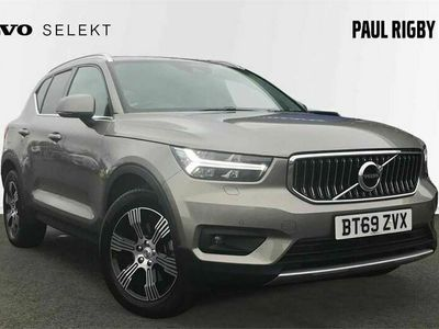 used Volvo XC40 T4 FWD Inscription Automatic ( Sunroof, Rear Camera, Winter Pack)