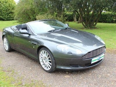 used Aston Martin DB9 V12 6.0 2dr