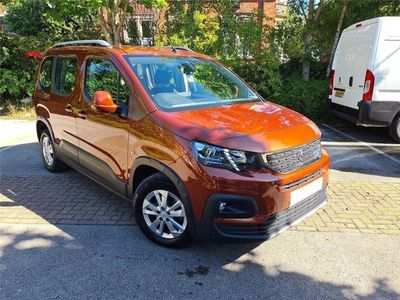 used Peugeot Rifter 1.5 BlueHDi Allure MPV 5dr Diesel Manual (s/s) (130 ps)