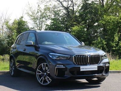 used BMW X5 Xdrive M50D 5Dr Auto