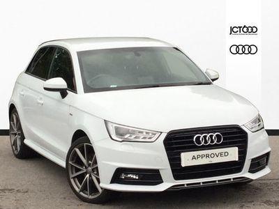 used Audi A1 Sportback SPORTBACK TFSI BLACK EDITION special editions