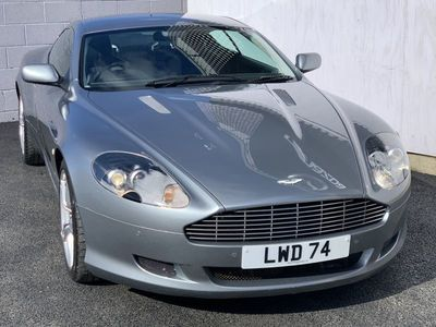 used Aston Martin DB9 V12 2dr Touchtronic Auto 5.9