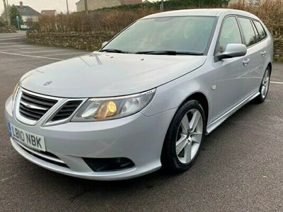 used Saab 9-3 1.9 TiD 150 Turbo Edition 5dr Auto 10 SERVICE STAMPS