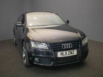 used Audi A5 2.0 TDI Black Edition [Start Stop] (2011 2-Door
