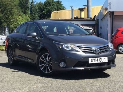 used Toyota Avensis 2.0 D-4D Icon Business Edition 4Dr