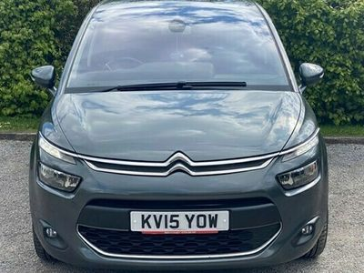 used Citroën C4 Picasso 2.0 BLUEHDI EXCLUSIVE EAT6 5d 148 BHP *BLUETOOTH CONNECTIVITY*