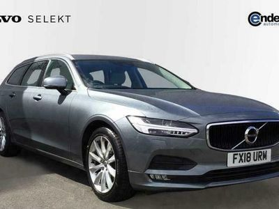 used Volvo V90 D4 Momentum Automatic (Full Leather, Heated Seats, Electric Seats) 2.0 5dr