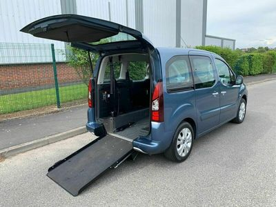 used Citroën Berlingo 1.6 HDi Plus Multispace Special Edition 5dr