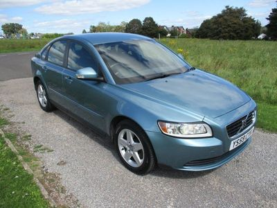 used Volvo S40 2.0 TD S Powershift 4dr