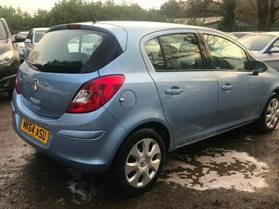 used Vauxhall Corsa 1.4 Design 5dr [AC]