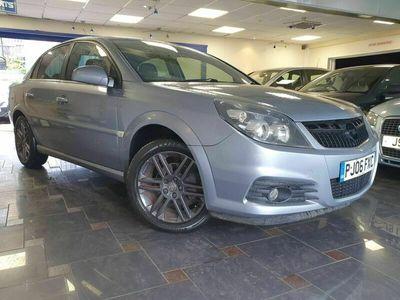 used Vauxhall Vectra 1.8 i VVT Design 4dr
