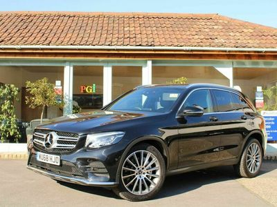 used Mercedes GLC350 Glc Class 3.0V6 AMG Line G-Tronic+ 4MATIC (s/s) 5dr