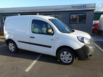 used Renault Kangoo ML20 44kW 33kWh Business i-Van Auto