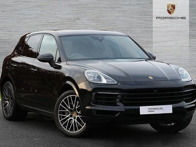 used Porsche Cayenne ESTATE S 5dr Tiptronic S