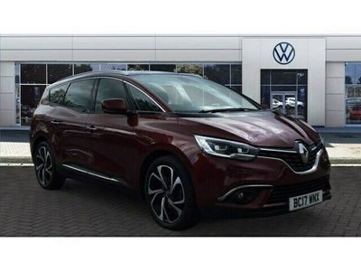 used Renault Grand Scénic 1.6 dCi Signature Nav 5dr