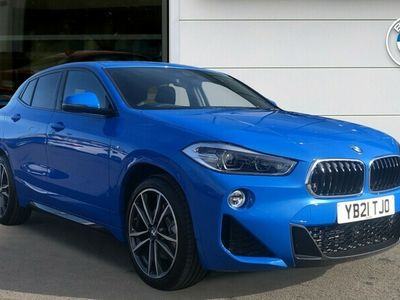 used BMW X2 xDrive 20i M Sport 5dr Step Auto [Tech/Plus Pack] Petrol Hatchba