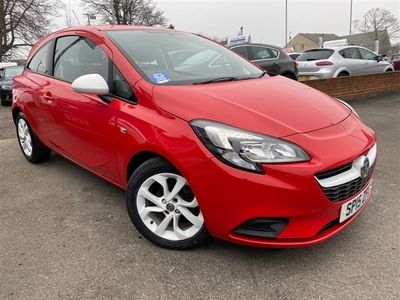 used Vauxhall Corsa 1.4 STING ECOFLEX 3d 89 BHP CLICK AND COLLECT-CALL 07989418093