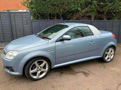 used Vauxhall Tigra 1.4i 16V Exclusiv 2dr