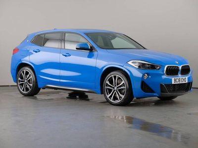 used BMW X2 2.0 20d xDrive M Sport Steptronic Nav 5dr