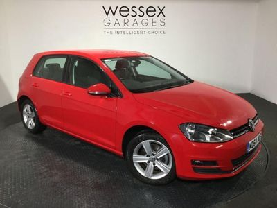 used VW Golf 1.4 TSI Match 5dr DSG Hatchback