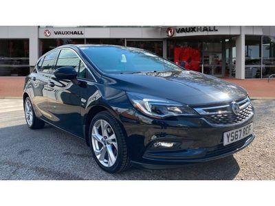 used Vauxhall Astra 1.0T ecoTEC SRi 5dr Petrol Hatchback