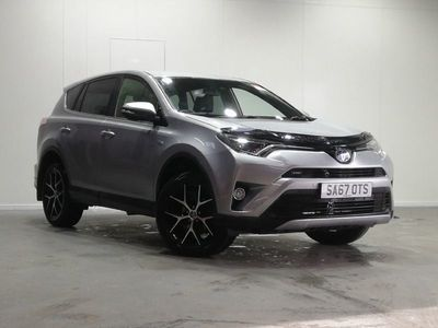 used Toyota RAV4 2.0 D-4D Icon Tss 5Dr 2Wd