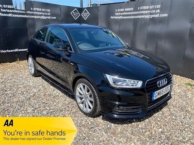 used Audi A1 1.6 TDI S line (s/s) 3dr