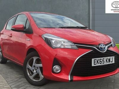 used Toyota Yaris Hybrid 1.5 VVT-i Icon 5-Dr 5dr