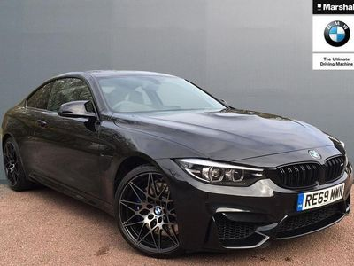 used BMW M4 M4 2019 Hook2dr DCT [Competition Pack]
