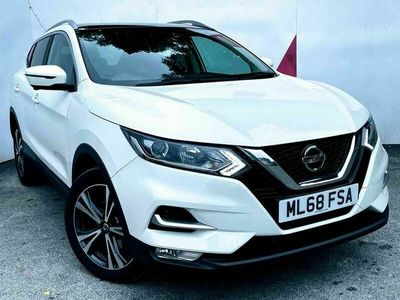 used Nissan Qashqai 1.2 DIG-T N-CONNECTA [GLASS ROOF PACK] 5DR