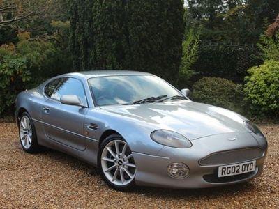 used Aston Martin DB7 5.9 VANTAGE 2d 420 BHP, 2002 ( )