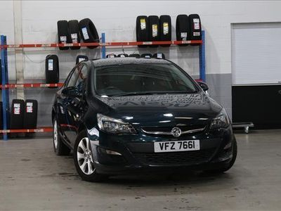 used Vauxhall Astra 1.6 CDTi 16V ecoFLEX 136 Design 5dr