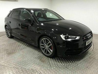 used Audi S3 Sportback 2.0 TFSI S Tronic quattro 5dr (Nav)