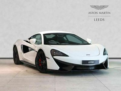 used McLaren 570S V8 SSG s coupe